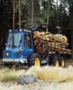 Rottne Rapid 12-Tonne Forwarder