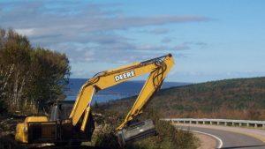 Scott & Stewart - John Deere 160 Excavator